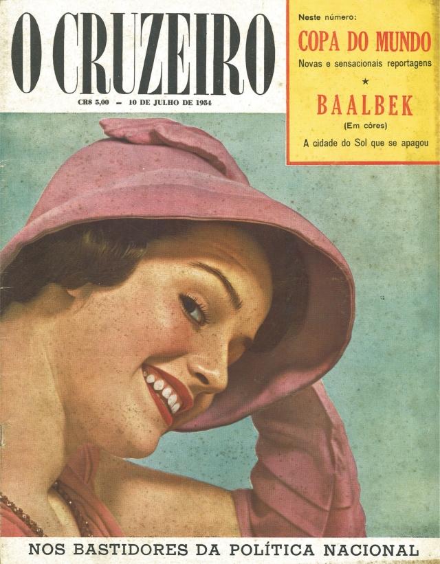 Revista O Cruzeiro, Editora Bloc, ed. 1960