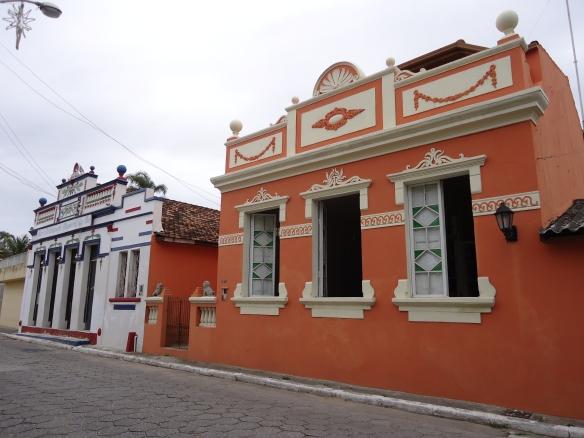 Ribeirão da Ilha, casario
