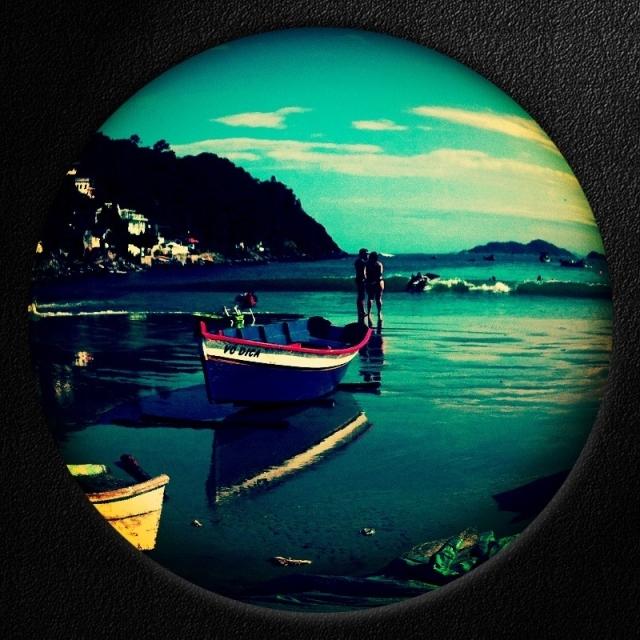 Pântano do Sul, Florianópolis, Sc Foto: Carolina de Assis