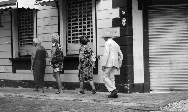 Foto: Joaquim Araujo. Varal da Trajano