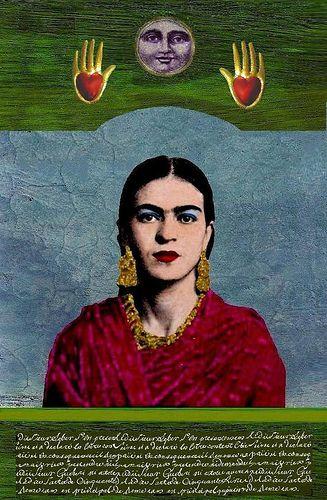 Frida por Andy Huorrol