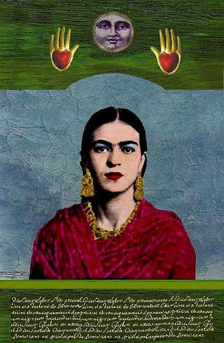 Frida por Andy Huorrol