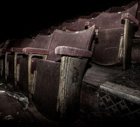 Cinemas abandonados